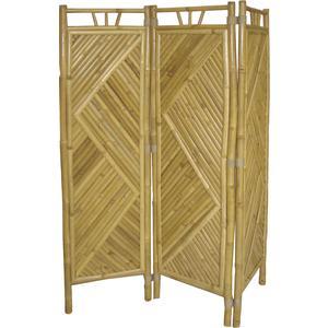 Photo NPV1220 : Paravent en bambou