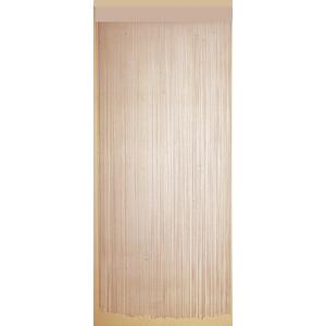 Photo NRI1460 : Polycotton door curtain