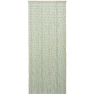 Photo NRI1760 : Rideau de porte en papier corde