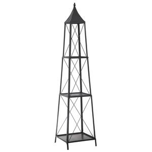 Photo NSE1550 : Vintage metal plant stand