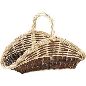 Photo PBU102S : Willow log baskets