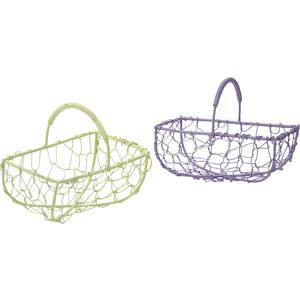 Photo PCF1800 : Mini wire basket with handle