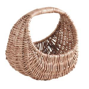 Photo PEN1630 : Steam willow baby basket