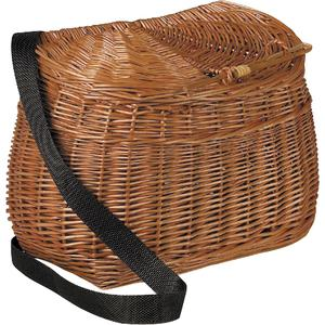 Photo PPE1030 : Buff willow fishing basket