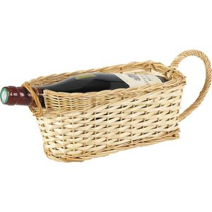 Photo PVB1130 : Buff split willow wine pouring basket