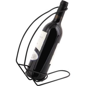 Photo PVB1270 : Black metal wine pouring basket