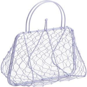 Photo SEN1250 : Wire basket with handles
