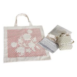Photo SFA2680 : Foldable cotton shopping bag