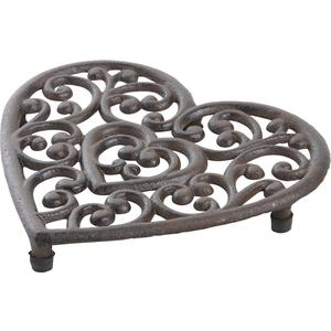 Photo TDP1500 : Cast iron trivet