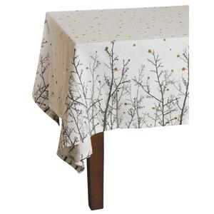 Photo TLT1020 : Nappe Etoiles en coton