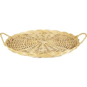 Photo TPF1011 : Split willow cheese tray