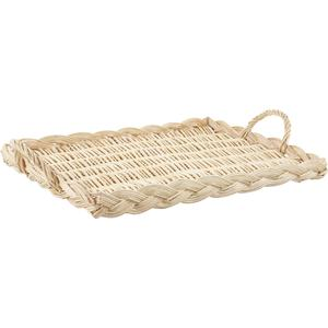 Photo TPF1312 : White willow cheese tray