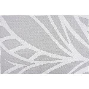 Photo TST179S : Vinyl placemats with branch design.