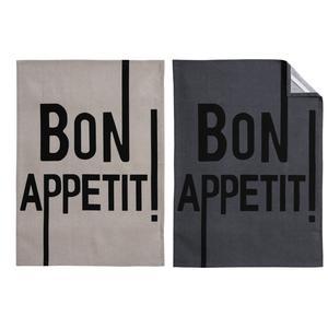 Photo TTX163S : Torchons Bon appétit