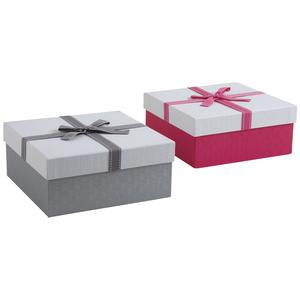 Photo VBT2790 : Square gift box with knot