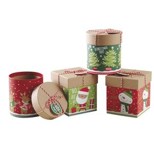 Photo VBT2970 : Carboard Christmas box
