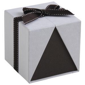 Photo VCF1630 : Boite cadeau carrée en carton