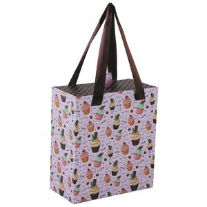 Photo VCO2500 : Sac coffret cupcakes en carton