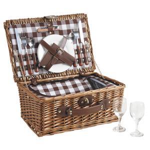 Photo VPI1290C : Cooler picnic basket