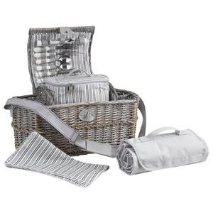Photo VPI1310C : Willow cooler picnic basket