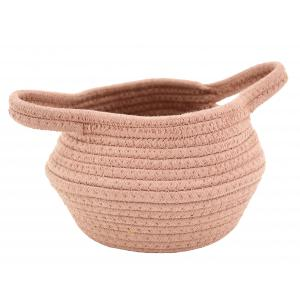 Photo CCF1940 : Stained jute basket