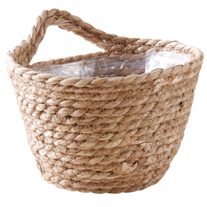 Photo CCO9691P : Hyacinth natural basket