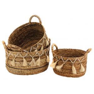 Photo CCO986S : Oval banana baskets
