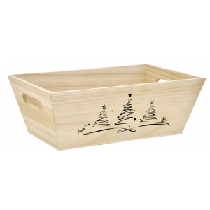 Photo CCO9890 : Pine basket Christmas tree