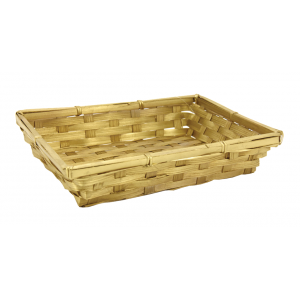 Photo CCO9970 : Gold lacquered bamboo basket