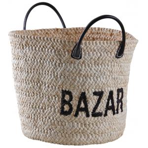 Photo CRA5570 : Corbeille en maïs bazar
