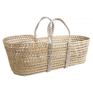 Photo CRA5810 : Palm leaf storage basket
