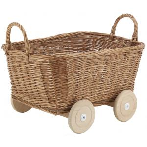 Photo CRA6160 : Willow toy chest with wheels
