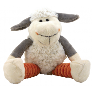 Photo DAN3081 : Peluche mouton en polyester