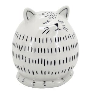 Photo DAN3170 : Ceramic moneybank Cat