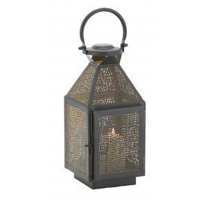 Photo DBO3711 : Lacquered metal lantern