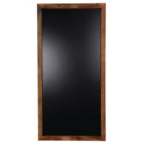 Photo DCA2490 : Tableau noir encadrement bois vieilli