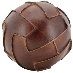 Photo DMA1520C : Ballon de décoration en cuir
