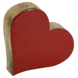 Photo DMA1680 : Coeur rouge à poser