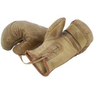 Photo DMA1700 : Gants de boxe en cuir