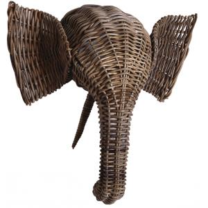 Photo DMU1920 : Trophée d'éléphant