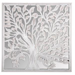 Photo DMU2090V : Décoration murale miroir