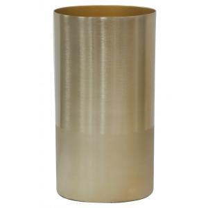 Photo DVA1760 : Vase métal doré