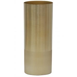 Photo DVA1770 : Vase métal doré