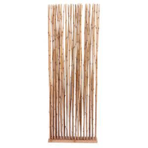 Photo DVI2100 : Socle + 68 tiges en bambou