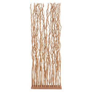 Photo DVI2110 : Socle + 45 tiges twist bambou