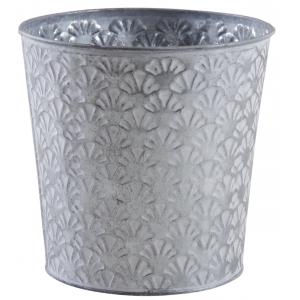 Photo GCP2130 : Cache-pot en métal