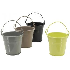 Photo GSE1550 : Lacquered zinc bucket