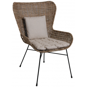 Photo MFA3210C : Pulut rattan armachair