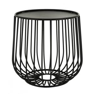 Photo MTB1760 : Round metal coffee tables