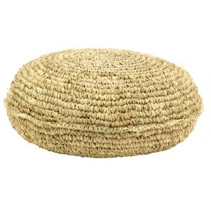 Photo NCO2630 : Coussin en sisal